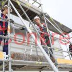 Sfaturi privind siguranța în asamblarea, montarea și utilizarea schelelor