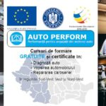 Angajații din Târgu Jiu se pot înscrie la cursuri GRATUITE în domeniul reparațiilor auto