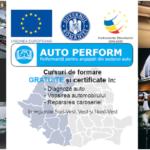 Cursuri gratuite în reparații auto pentru angajații din Tîrgu Jiu